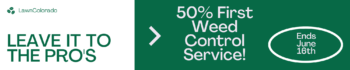 Weed Control Service Deal